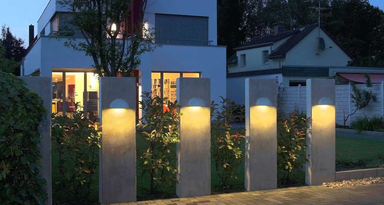 Berisha Gartengestaltung Beleuchtungsplanung