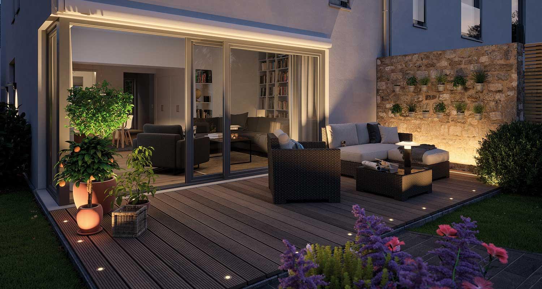 Terrassenbau Berisha
